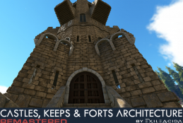 Castles, Keeps, and Forts Remastered